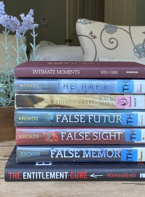 My August Book Stack