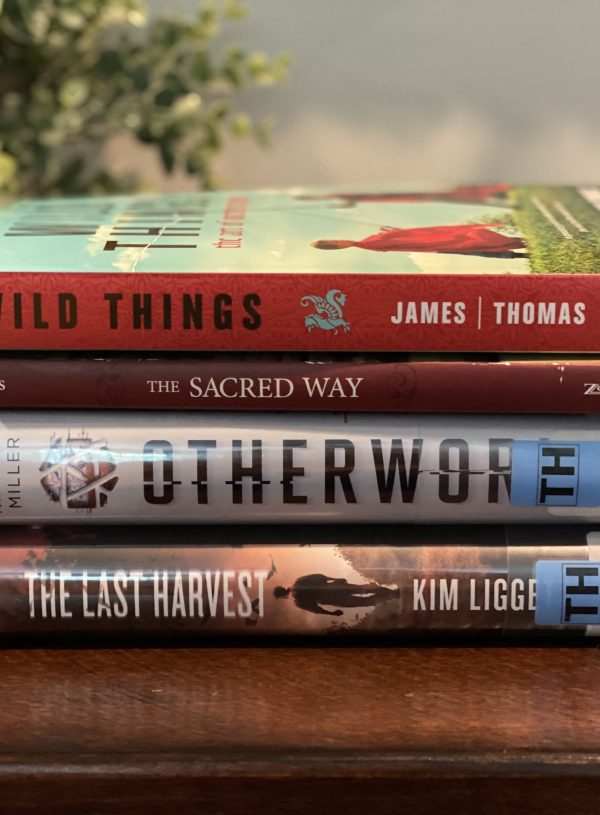 My August Book Stack 2021